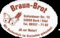 Braun-Brot